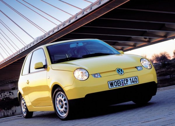 Volkswagen Lupo 6Х 1.4i FSI 16V