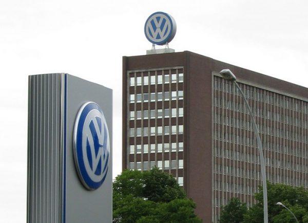 Штаб-квартира компании Volkswagen