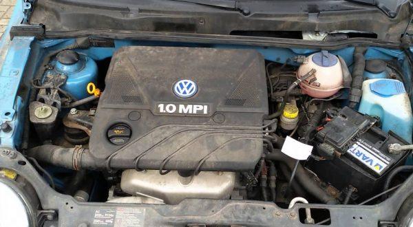Бензиновый двигатель Volkswagen Lupo