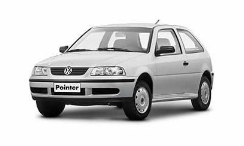 Трёхдверный хэтчбек Volkswagen Pointer