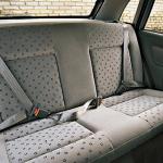 Задний диван VW Pointer