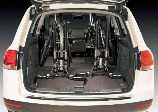 Багажник Volkswagen Touareg I