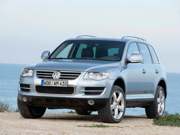 Volkswagen Touareg I рестайлинг