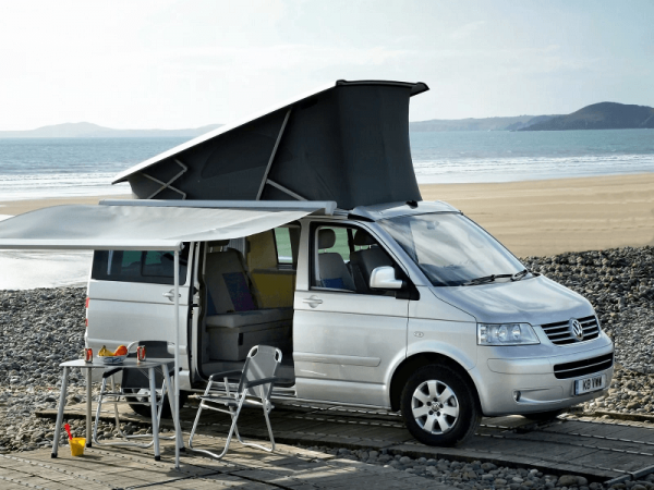 VW California Comfortline