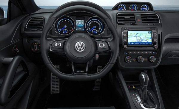 Панель приборов VW Sciricco