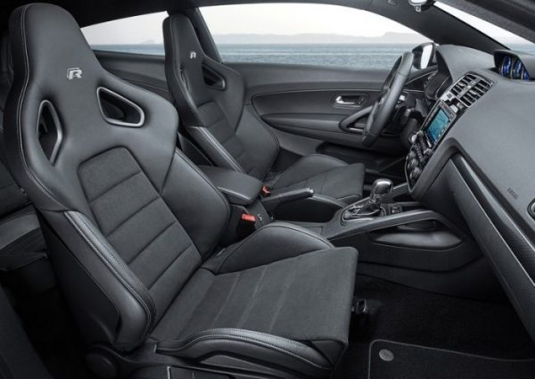 Салон VW Scirocco
