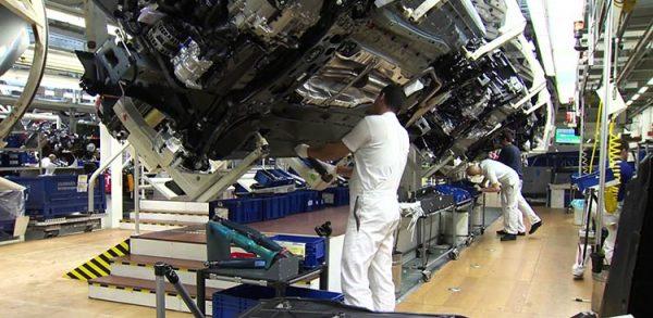 Сборка VW Passat
