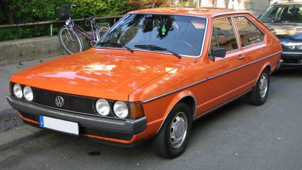 VW Passat B1 рестайлинг