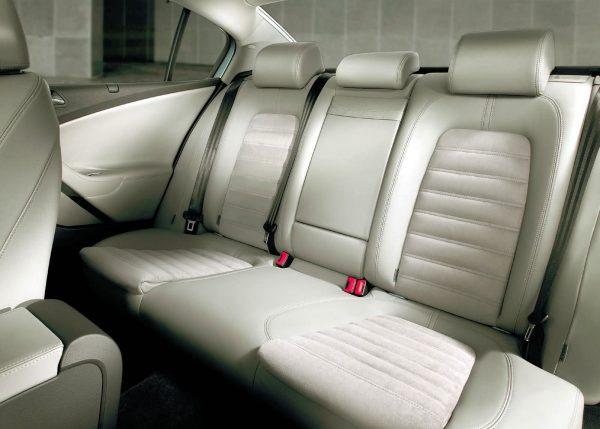 Задний диван VW Passat B6