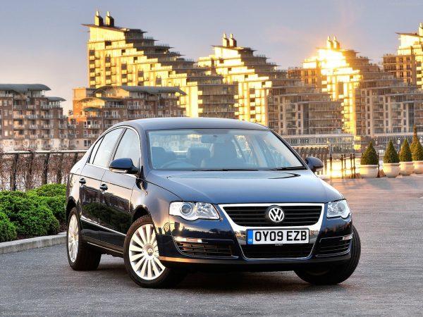 VW Passat шестого поколения