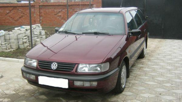 VW Passat четвёртого поколения