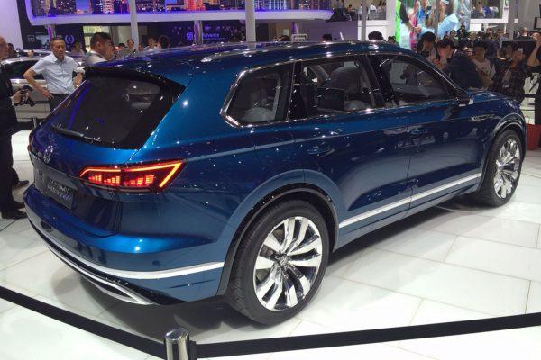 VW Touareg T-Prime GTE