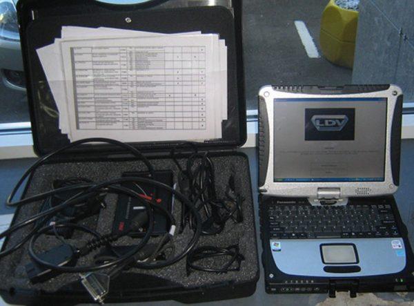 Компьютер для диагностики автомобилей