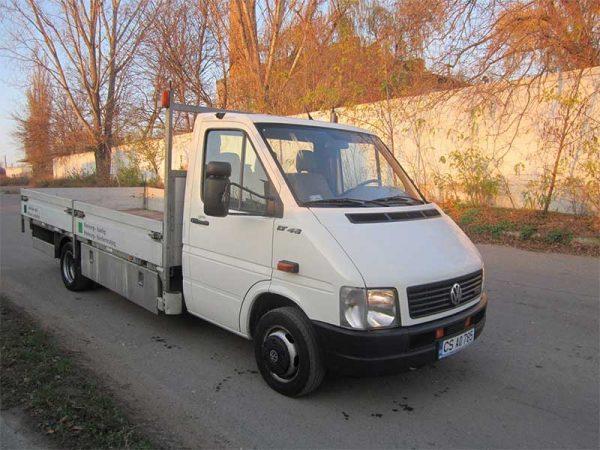 Бортовой грузовик LT 46 II