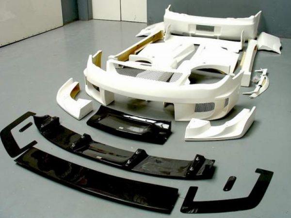 Комплект аэродинамических обвесов