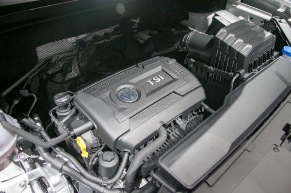 Двигатель VW Atlas