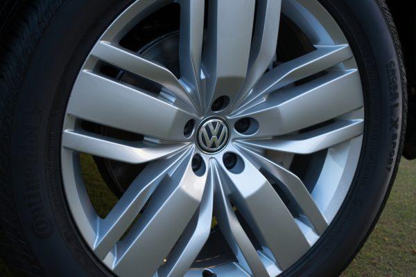 20-дюймовый легкосплавный диск VW Atlas
