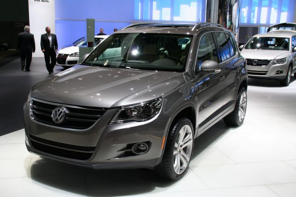 VW Tiguan 2007