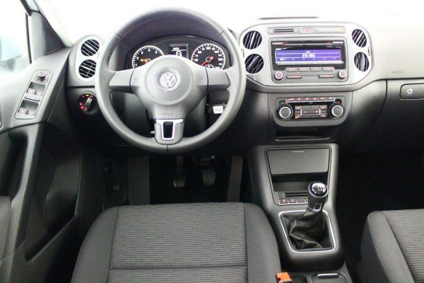 Водительское место VW Tiguan Trend&fun