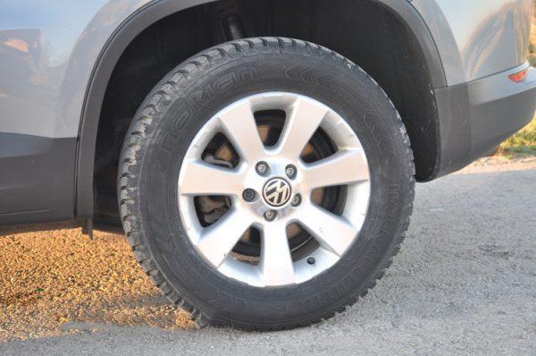 Колесо VW Tiguan