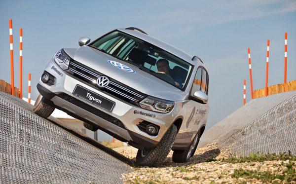 VW Tiguan Track&Field