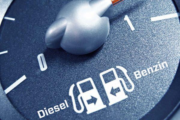 Переключатель с дизельного топлива на бензин