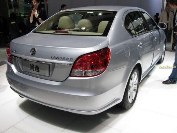 VW Lavida первого поколения