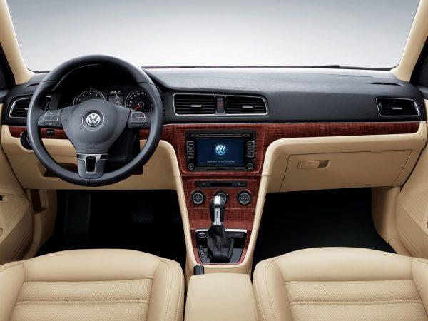 Салон VW Lavida