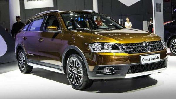 VW Cross Lavida
