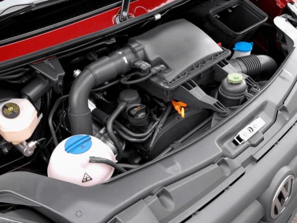 Дизель для грузовых моделей VW Crafter