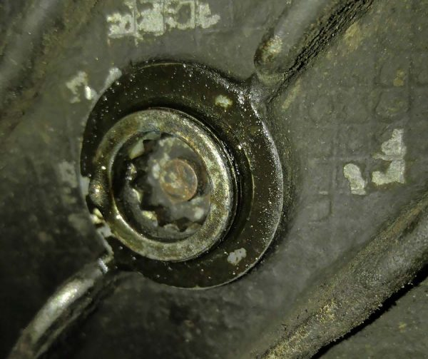 Сливная пробка МКПП Volkswagen B5