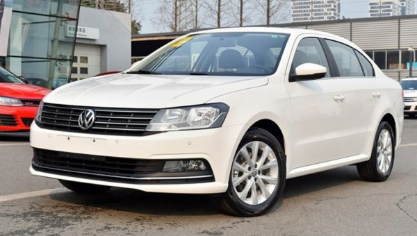 VW Lavida 2018 года