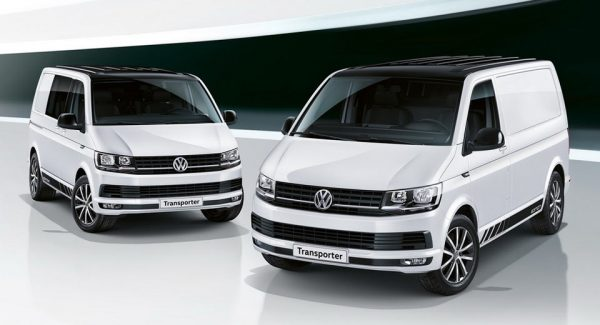 VW Transporter 2018