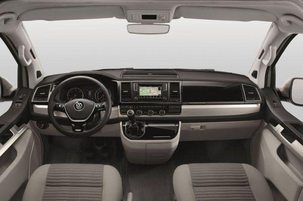 Салон VW Transporter