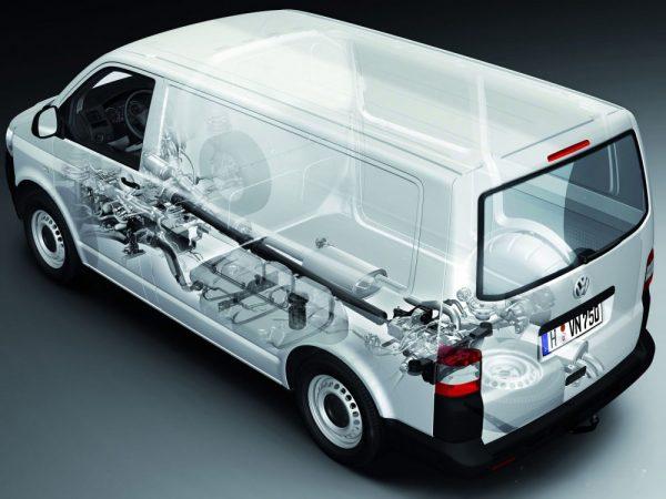 Трансмиссия VW Transporter
