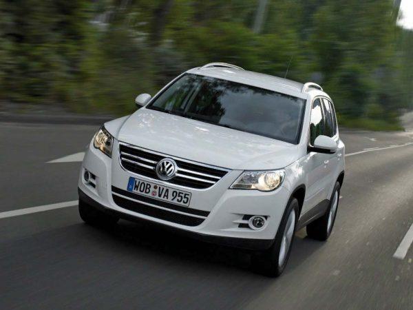 VW Tiguan 2007–2011 гг