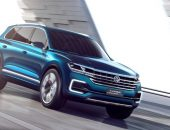 VW Touareg 2018 года