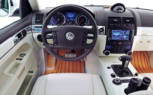 Салон VW Touareg