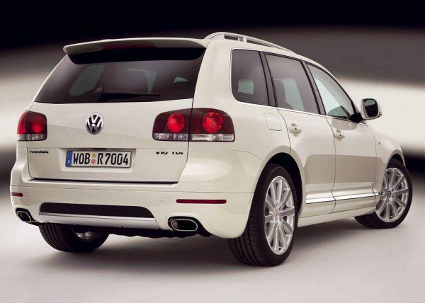 VW Touareg 2006 года