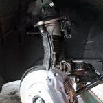 Элементы пневмоподвески Volkswagen Touareg