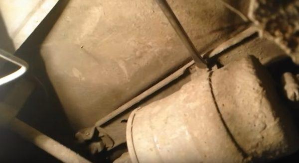 Хомут топливного фильтра Volkswagen Golf