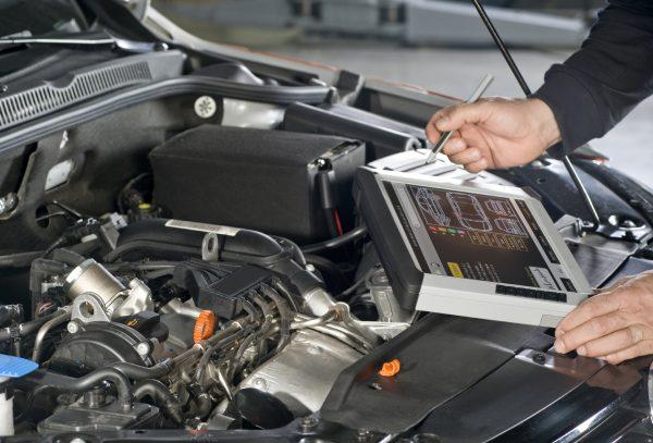 Определение кодов ошибок в системе EPS автомобиля