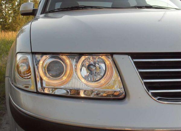 Фара Depo на VW Passat B5