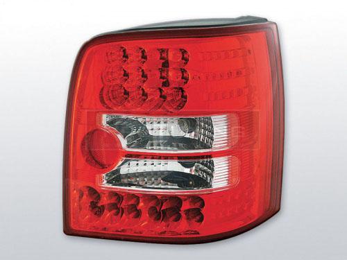Фара Variant Red White LED