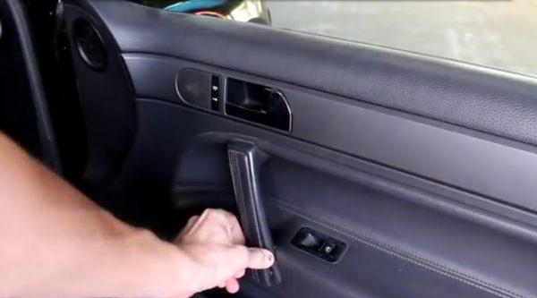 Накладка ручки двери