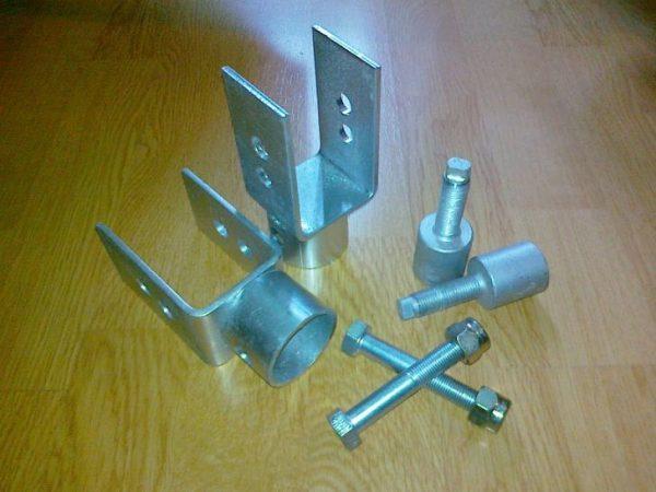 Кронштейны для удлинения задних амортизаторов