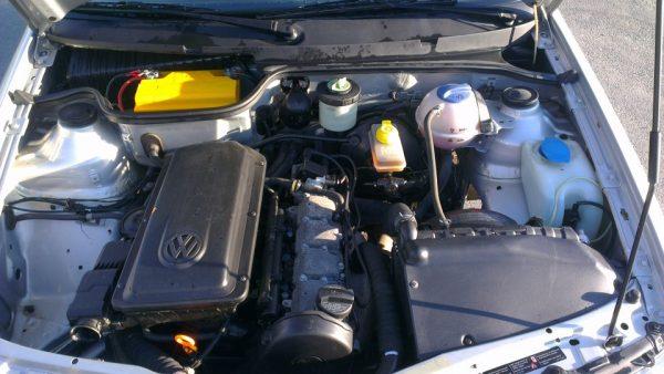 Двигатель 1,0 VW Pointer