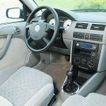 Передняя панель и рулевое колесо VW Pointer