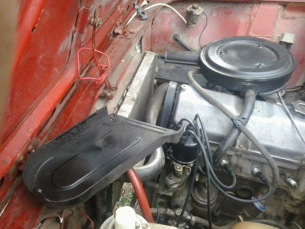 Крышка привода ГРМ ВАЗ 2105