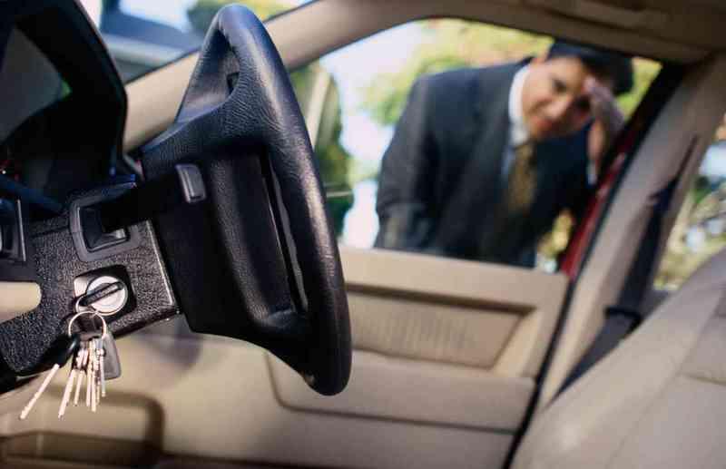 Как попасть в автомобиль без ключа
